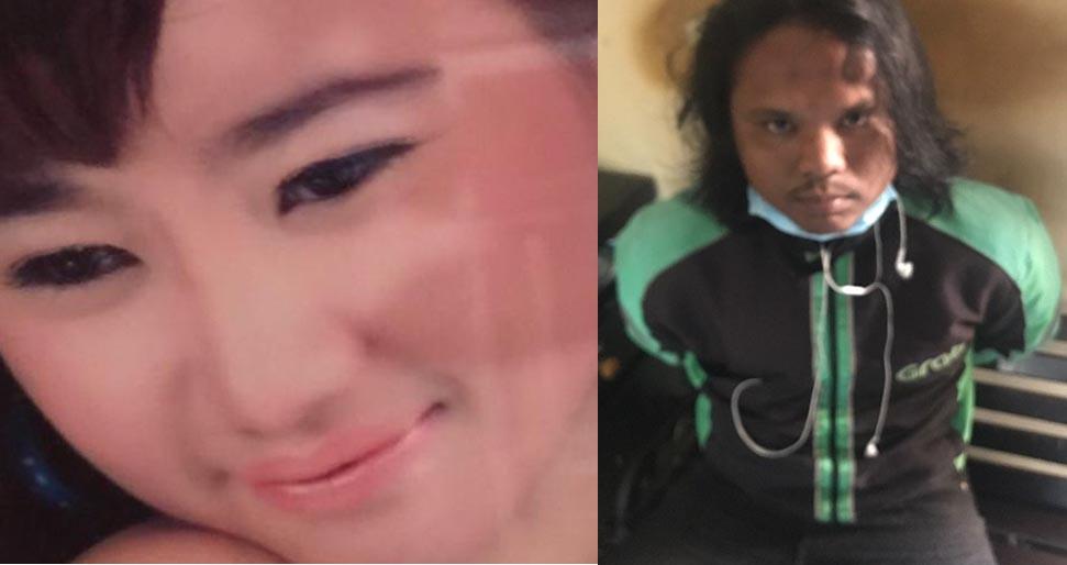 Pembunuh Gadis Cantik Dini Oktaviani Ternyata Seorang Driver Ojek Online