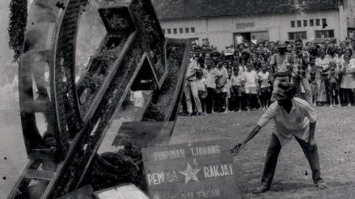 Sejarah Kelam Kekejaman PKI, Soekarno Pernah Menangis Karenanya