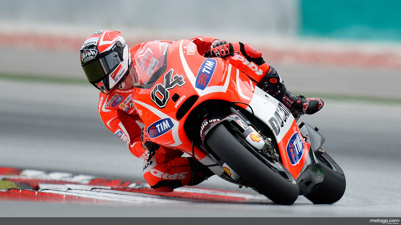 Menjadi Kandidat Juara MotoGP 2017, Dovizioso Heran