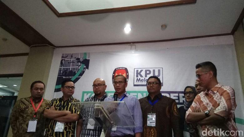 27 Parpol Mendaftar Calon Peserta Pemilu 2019 ke KPU