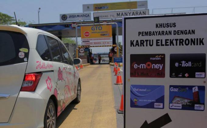 Syarat Operator Tol Untuk Wajibkan Pembayaran Non Tunai