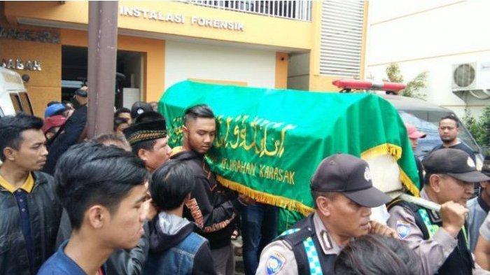 Seorang Warga Bandung Tewas Ditembak Anggota Polisi