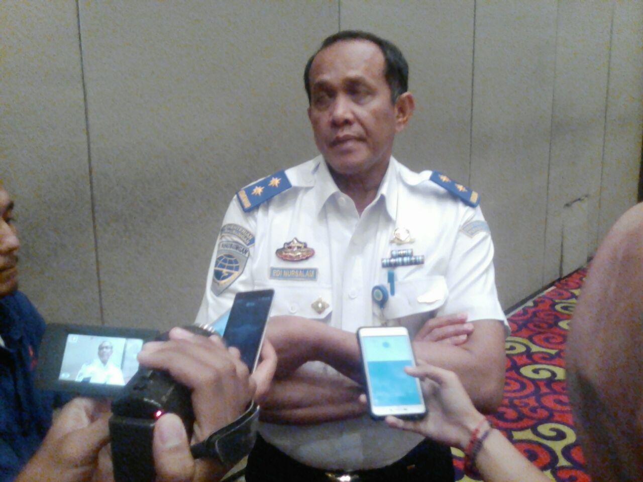 Jumlah Perlintasan Sebidang Kereta Api di Lampung Dikurangi