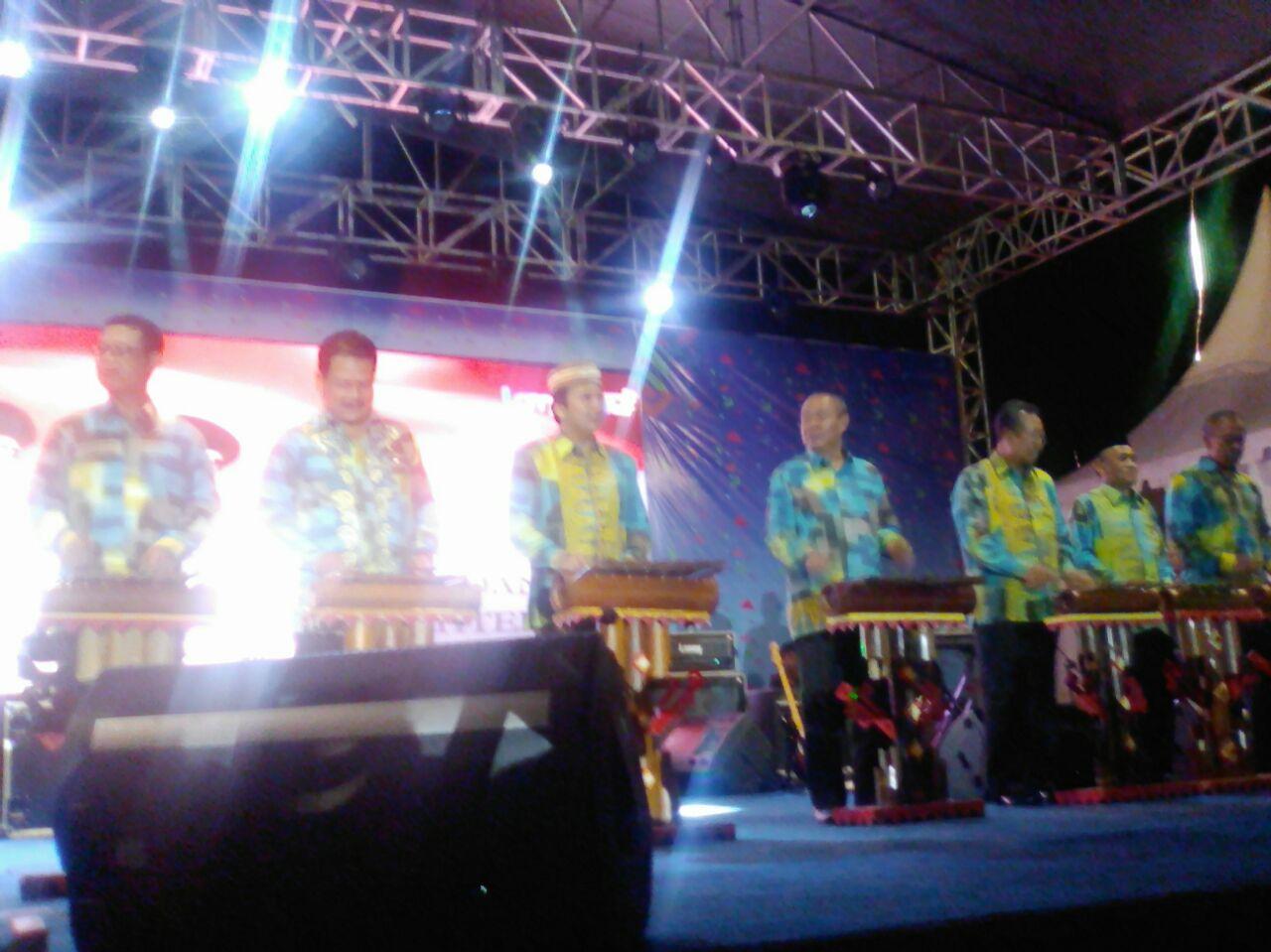 Ridho : Melalui Lampung Fair Mari Tingkatkan Iklim Investasi