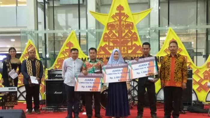 Ini Nama Pemenang Lomba Menulis Esai Pemerintah Provinsi Lampung