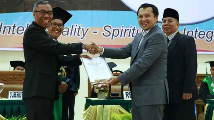 Pemprov Lampung Hibahkan 60 Hektar Tanah ke UIN Lampung